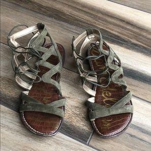 Sam Edelman half- gladiator sandal